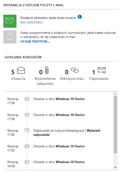 e-mail interaction assistant dynamics 365 intersys microsoft