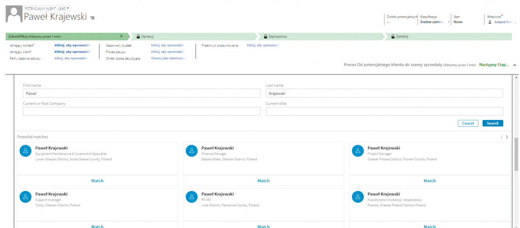 microsoft linkedin sales navigator intersys