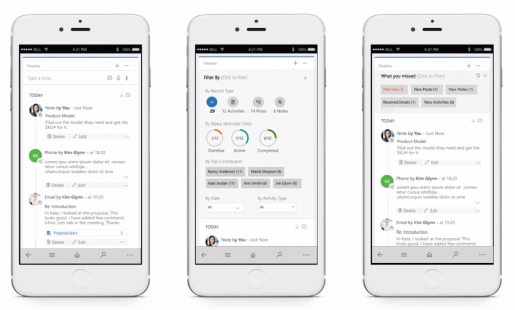 microsoft dynamics 365 business edition mobile intersys blog
