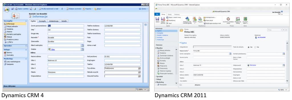 crm dynamics intersys 4 2011