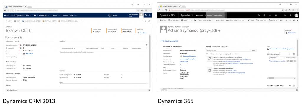 crm dynamics intersys 2013 365