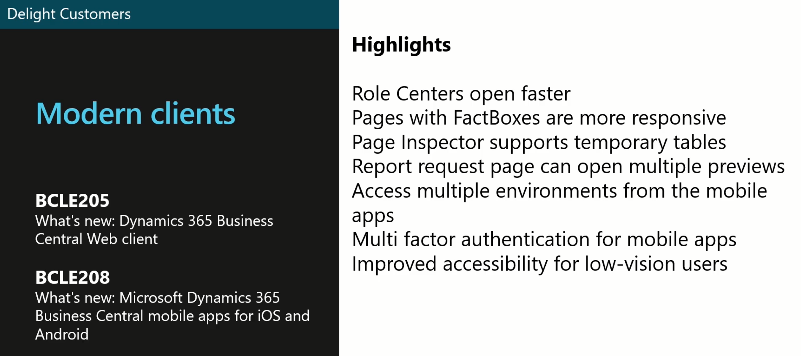 Dynamics 365 Business Central Event Launch