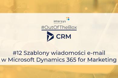 Szablony wiadomości e-mail w Microsoft Dynamics 365 Marketing